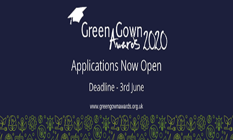 Green Gown Awards 2020 - Awarding Sustainability Excellence in Extraordinary Times